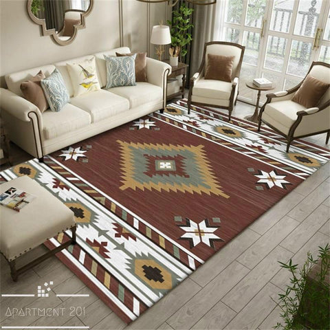 Apache Earth Carpet - Apartment 201