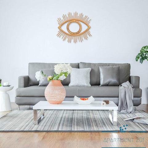 Boho Eye Mirror Frame | Apartment 201