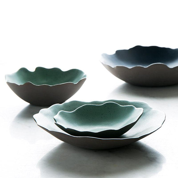 Paris Blue Tableware Series - apt201