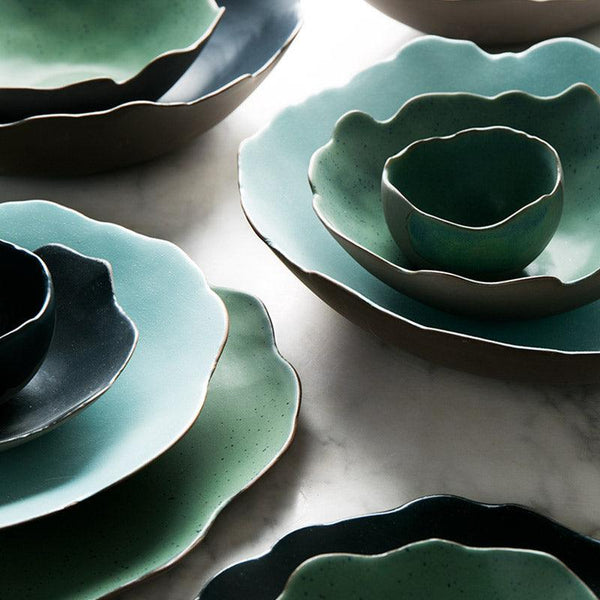 Paris Blue Tableware Collection - Apartment 201