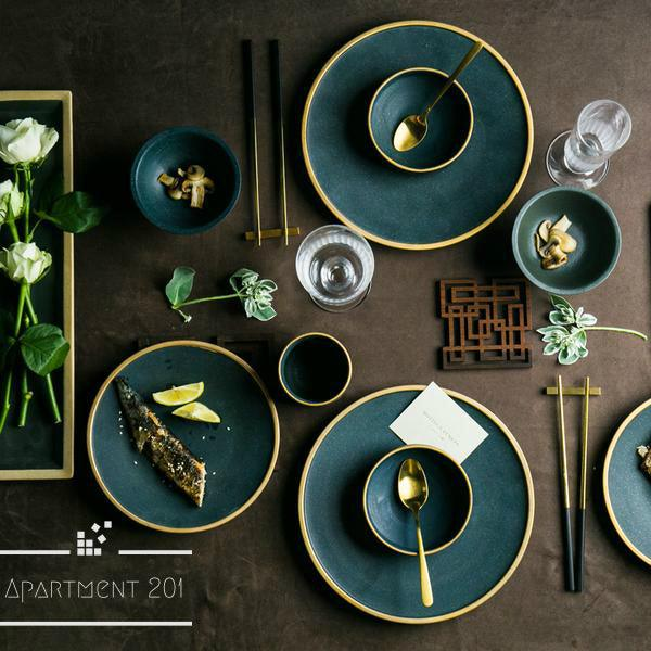 Beijing Oriental Dinnerware Set - Apartment 201