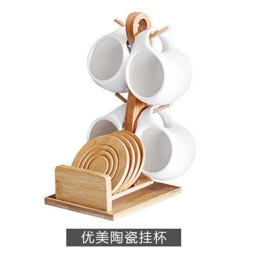 Zense Coffee & Tea Set - Apartment 201