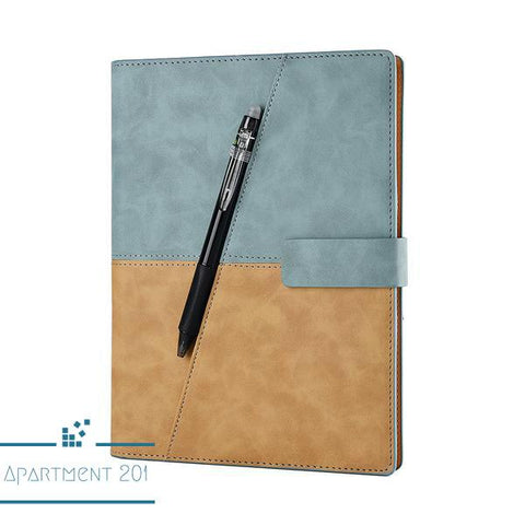 Elfin Smart Leather Notebook - apt201