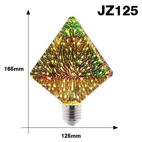 3D Fireworks LED Bulb - Apartment 201