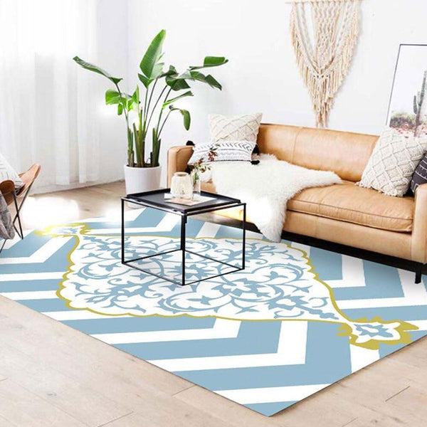 Tribeca Patterned Carpets - Apartment 201