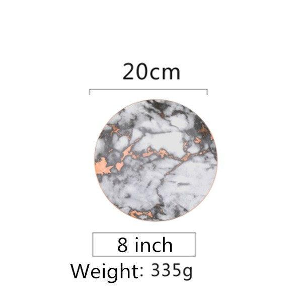 Roma Marble Plates - Apartment 201
