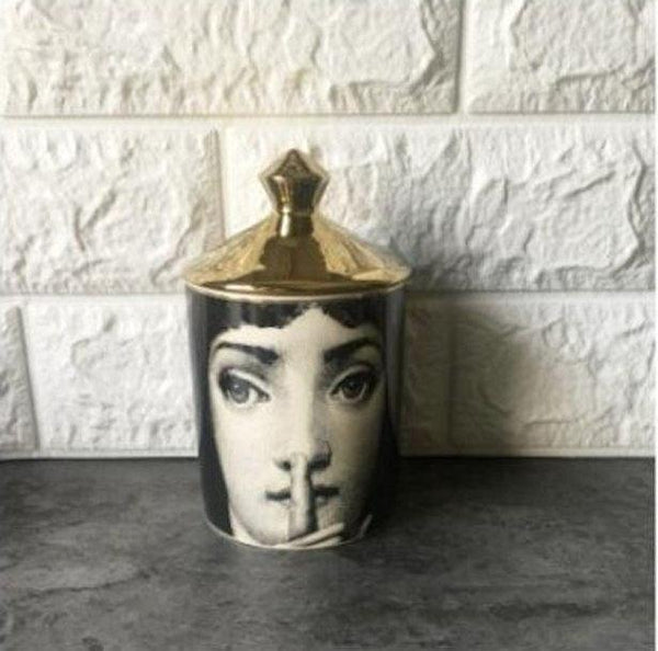 Lina Cavalieri Candle Holder - Apartment 201