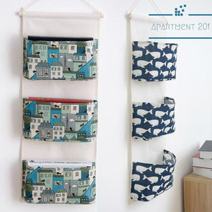 Wata Hanging Storage Organizer - Apartment 201