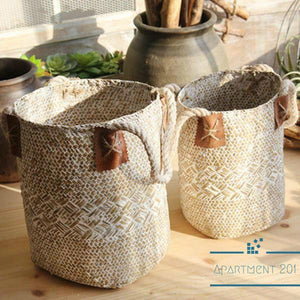 Foldable Home & Garden Basket Planter - apt201
