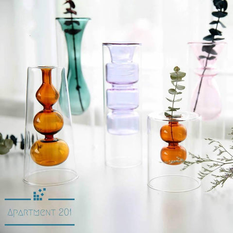 Hygge Colorlayer Vase - Apartment 201