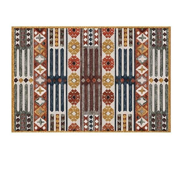 Moroccan Area Rugs - Apartment 201