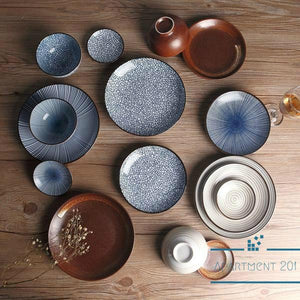 Osaka Tableware Collection - Apartment 201