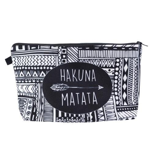 Funky Style Make Up Bag - Apartment 201