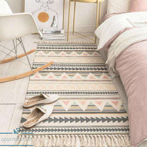 La Hermosa Tassel Rug - Apartment 201