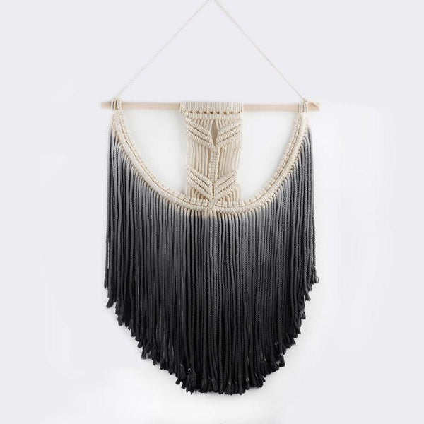 Ombre Macrame Tapestry - Apartment 201