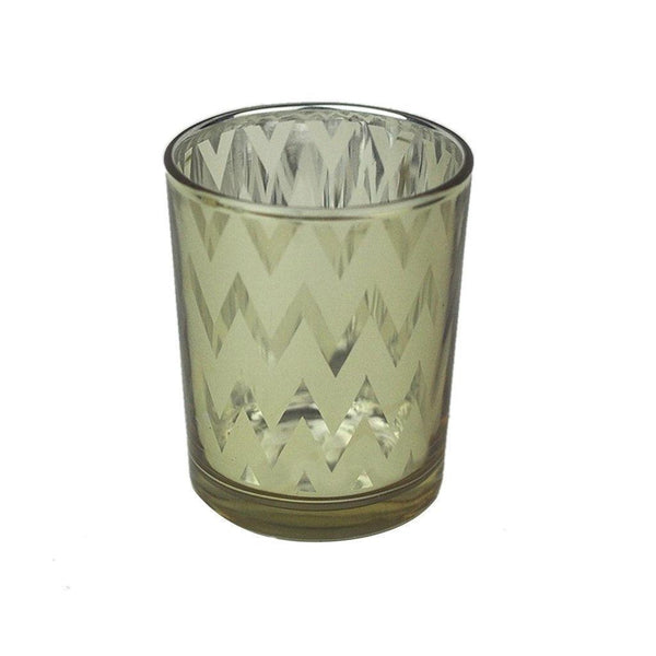Deco Glass Candle Holders - Apartment 201