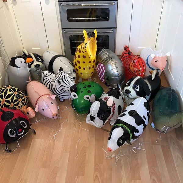Funky Walking Animal Balloons - apt201