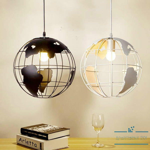 Mondo Pendant Light - Apartment 201