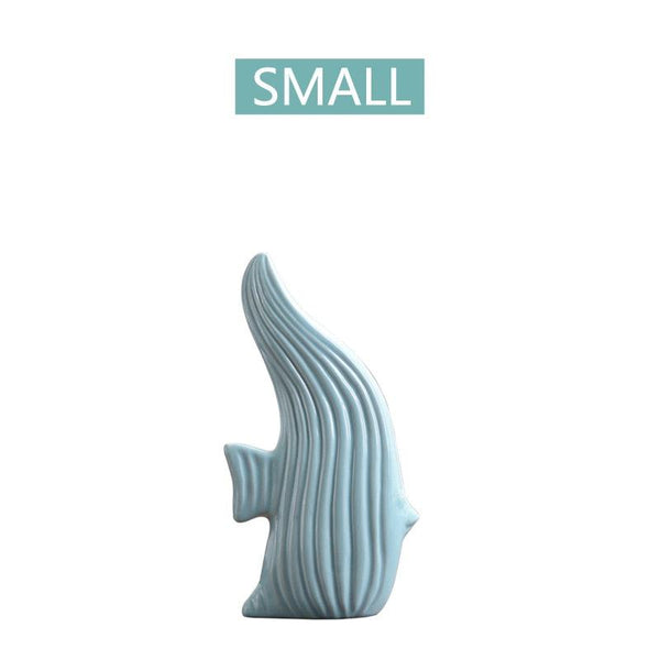 Sweet Angelfish Figurines - Apartment 201