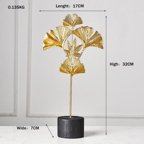 Nordic Chic Leaves - Apartment 201