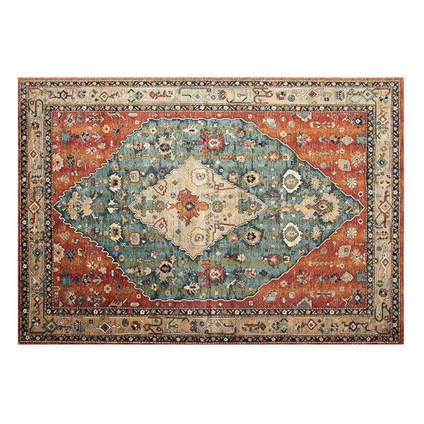 Modern Moroccan Ethnic Rugs - Apartment 201