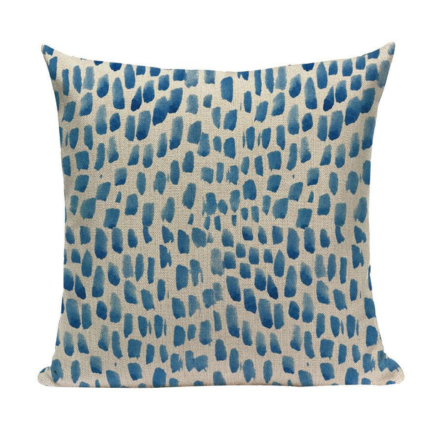 Blue Hues Nordic Styled Cushion Covers - Apartment 201
