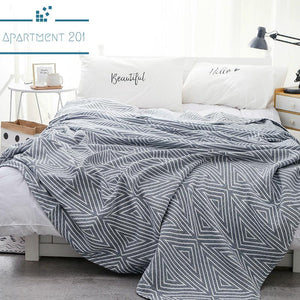 Wata Throw Blanket - apt201