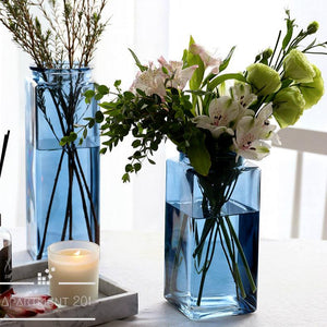 Painted Love Glass Vase - Apartment 201