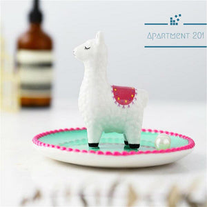 Alpaca Jewelry Storage Tray - apt201