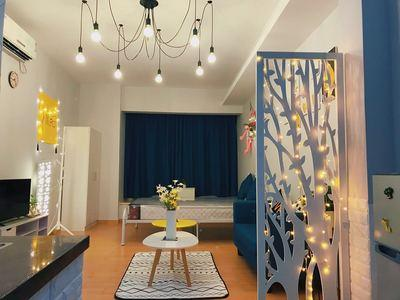 Spidery Chill Chandelier - Apartment 201
