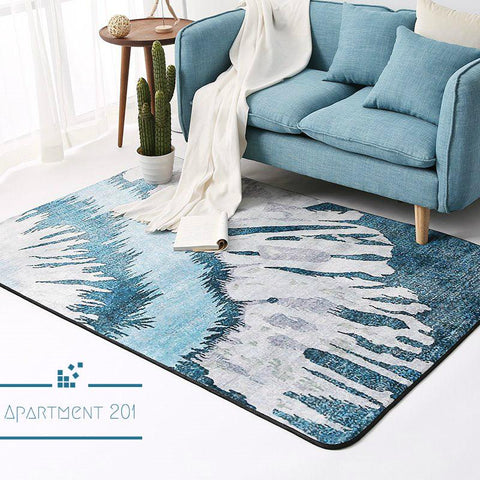 Nordic Patterned Carpets - apt201
