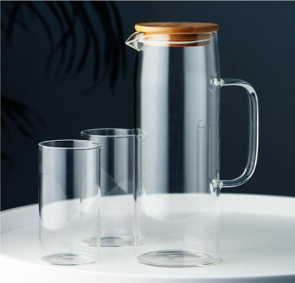 Kobe Sleek Water Jug Set - Apartment 201
