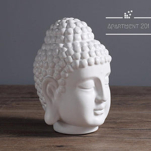 Buddha Head Essential Oil Diffuser - Apartment 201