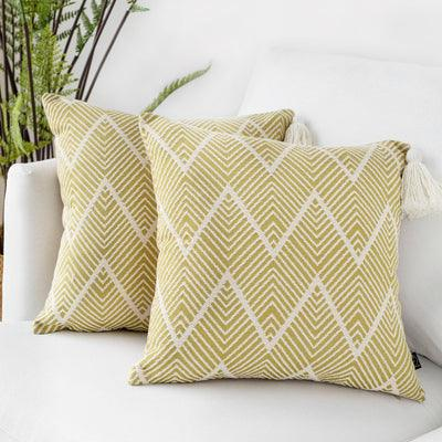 Taka Zen Embroidered Pattern Cushion Covers - Apartment 201