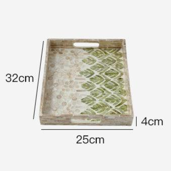Shell Stunning Serving Tray - Apartment 201