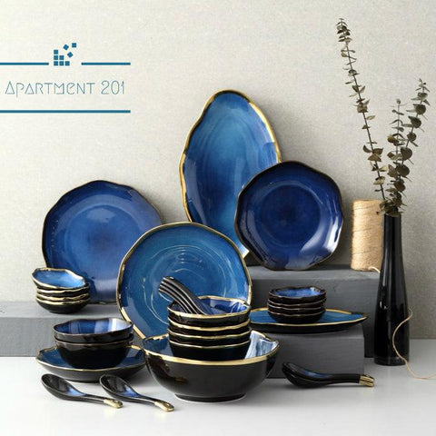 Starry Night Dinnerware Set - Apartment 201