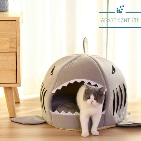 Sharky Pet Bed - apt201