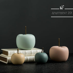 Sweet Apple Figurines - Apartment 201