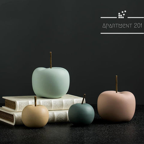 Sweet Apple Figurines - apt201