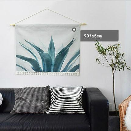 Los Cactus Hanging Tapestry - Apartment 201