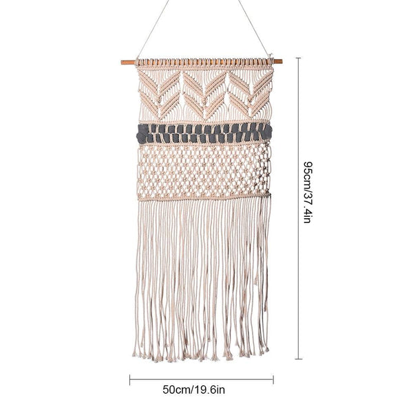 Bohemian Styled Macrame - Apartment 201