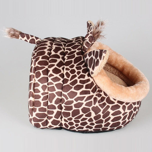 Giraffe Shaped Pet Bed - Apartment 201
