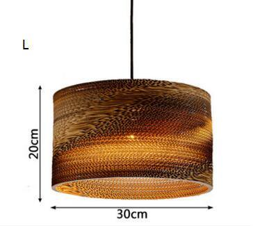 Hand Woven Pendant Lights - Apartment 201