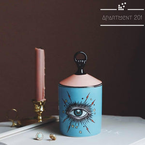 Starry Eye Candle Holder - Apartment 201