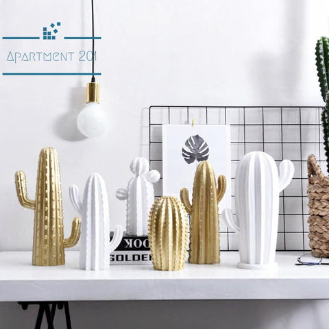 Crafty Cactus Figurines - apt201