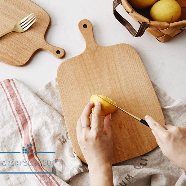 Walnut Wooden Chopping Boards - apt201