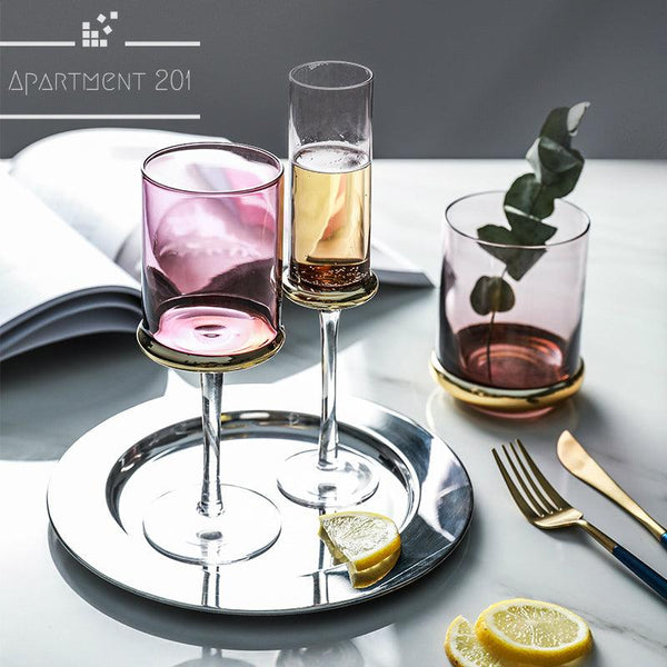 Cherry Glaze Drinkware - Apartment 201