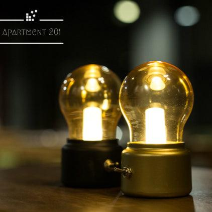 Vintage Easy LED Bulb Lamp - Apartment 201