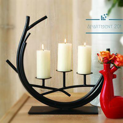 Pisa Candle Stick Holder - Apartment 201