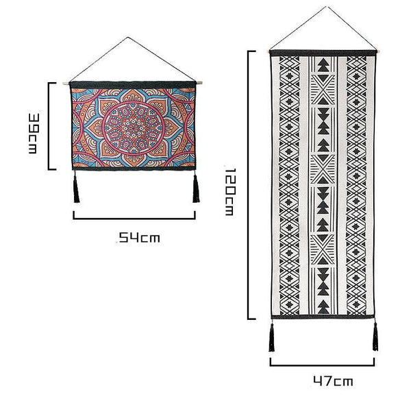 Native Tribal Wall Tapestry - Apartment 201